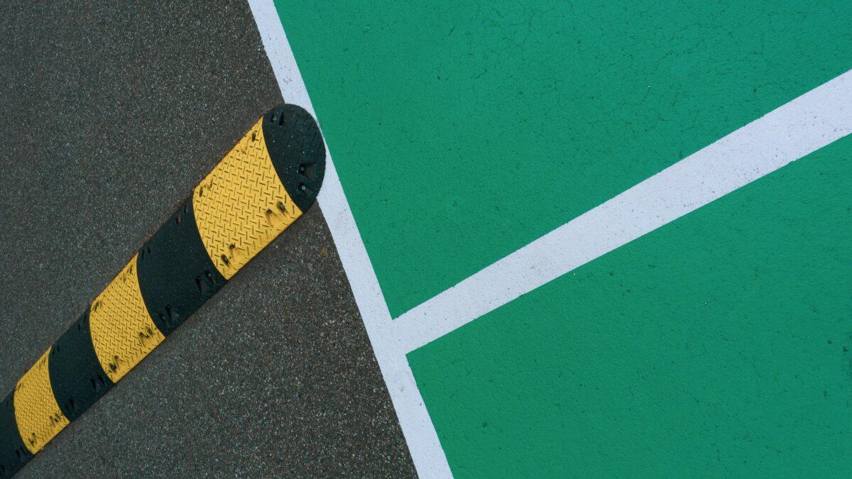 Bodenmarkierungen – ohne geht es nicht!