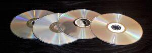Vier CDs