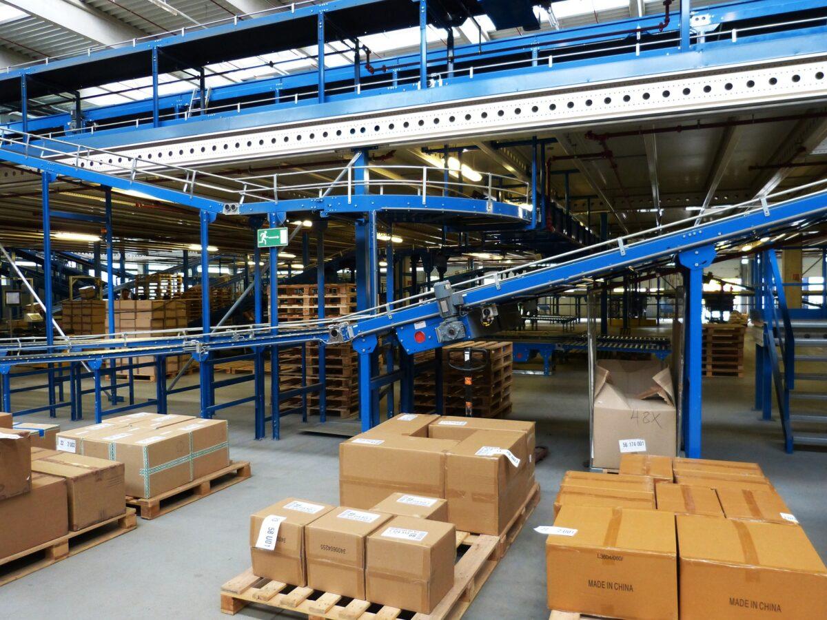 Maschinenbau spielt auch in der Verpackungsindustrie eine wichtige Rolle